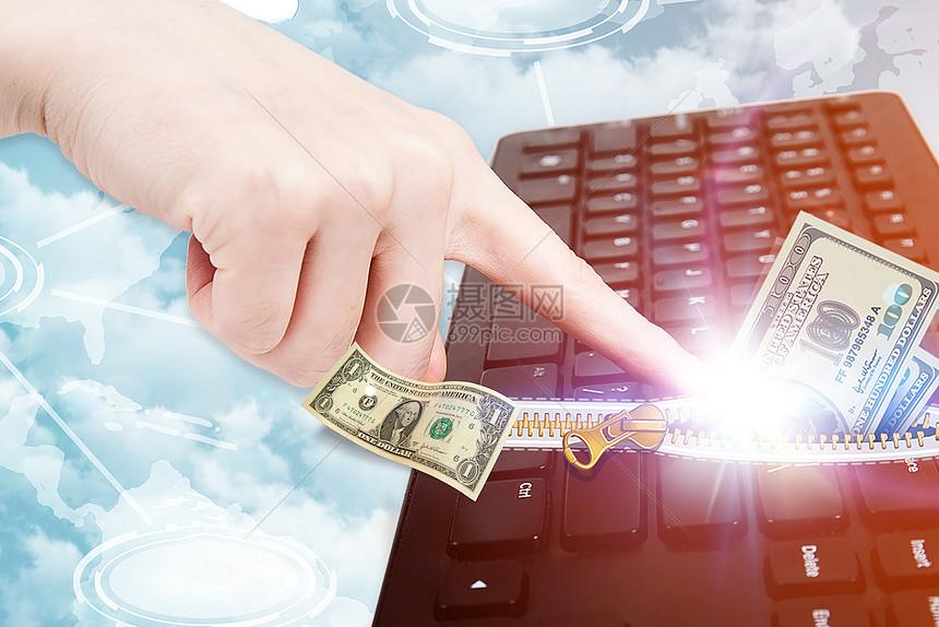 金融贸易  商业金融 科技金融图片