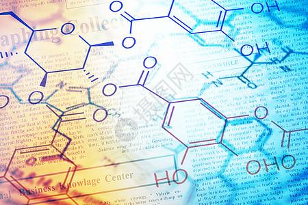 科学配方与分子图片