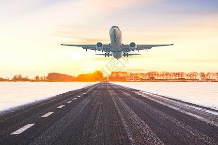 航空运输图片