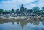 柬埔寨吴哥窟遗址图片