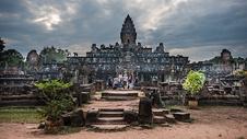柬埔寨寺庙遗址群图片