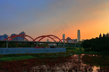 深圳彩虹桥图片