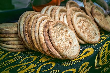 新疆馕饼图片