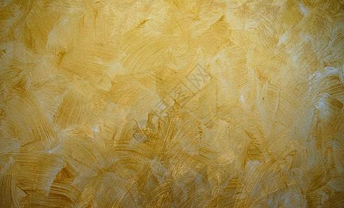 金色刷漆质感背景图片