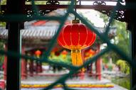 春节过年挂灯笼500713052图片