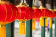 春节过年挂灯笼500713058图片