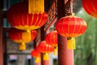 春节过年挂灯笼500713062图片