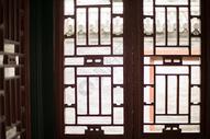 中国风窗子图片