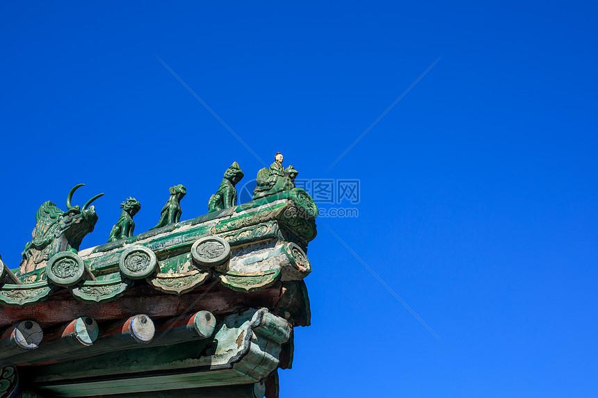北京古建筑图片