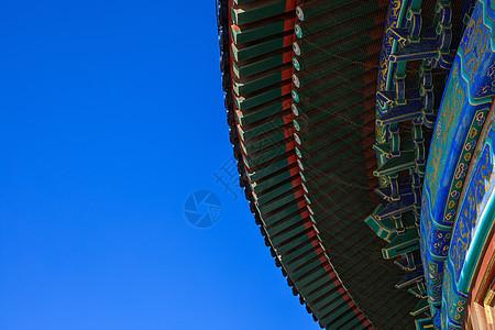 北京地标建筑天坛图片