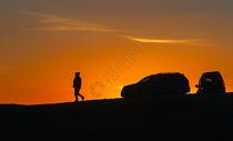 内蒙古坝上黄昏自驾游图片