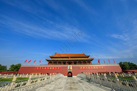 北京地标天安门图片