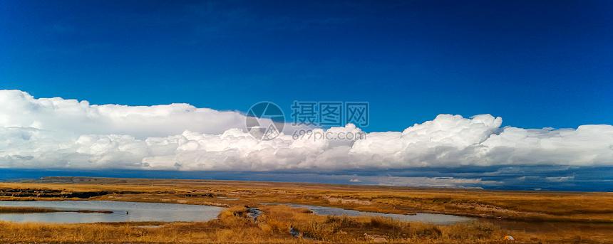 青海湖的水图片