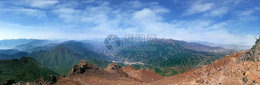 灵山山顶图片