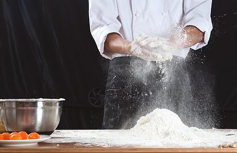 烘焙制作图片