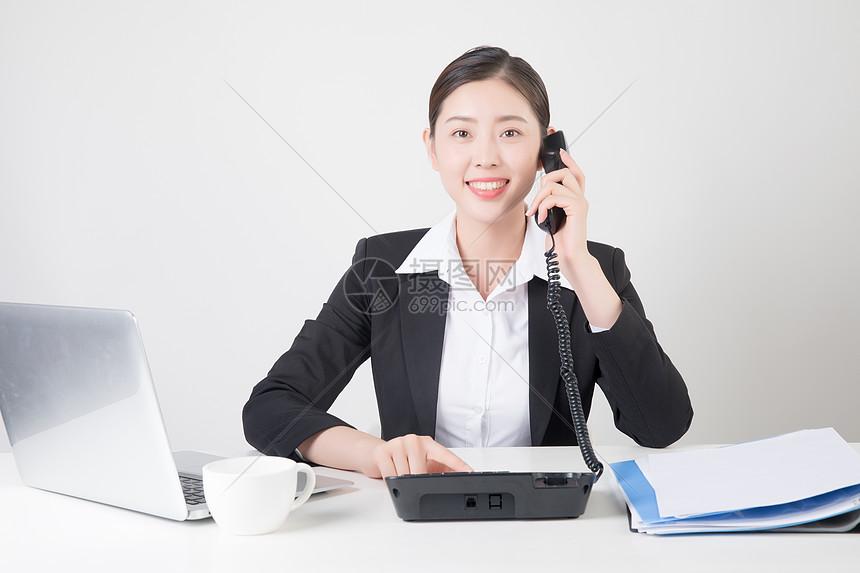 接商务的女性外来客服图片素材_免费下载_jpg可怕的电话入侵物种教学设计图片