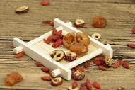 枸杞红枣茶图片