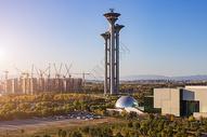 北京建筑奥林匹克塔图片