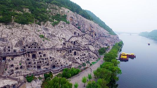 龙门石窟高清图片