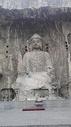 龙门石窟佛像图片
