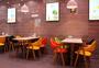 快餐店餐厅装修效果图片