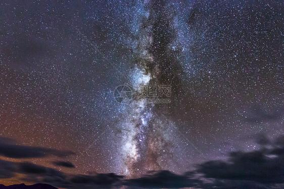 星空银河素材图片