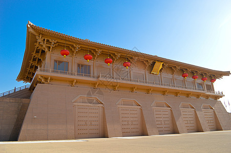 大明宫遗址公园图片