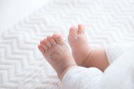 婴儿的小脚丫图片