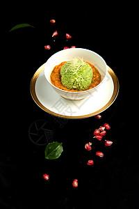 蟹黄米饭图片