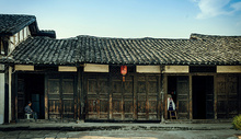 重庆徕滩古镇图片