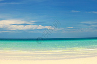 菲律宾长滩白沙滩旅游胜地图片
