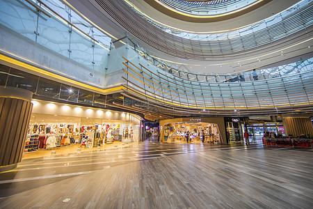 商业中心购物天堂图片