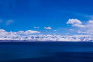 西藏纳木错图片