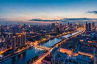 天津海河图片