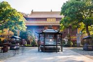 杭州西湖净慈寺图片