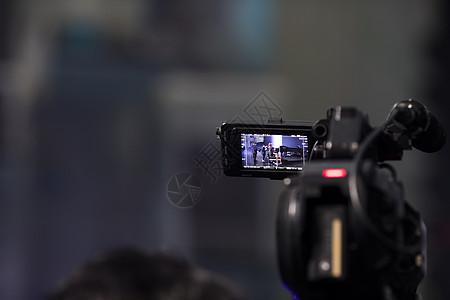 晚会现场摄影机图片