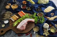麻辣香锅食材图图片