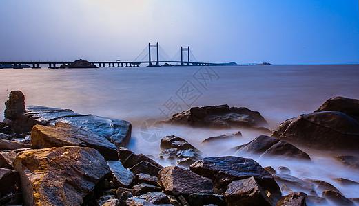 上海港口洋山港东海跨海大桥风光图片