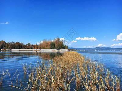 大理洱海风景图片