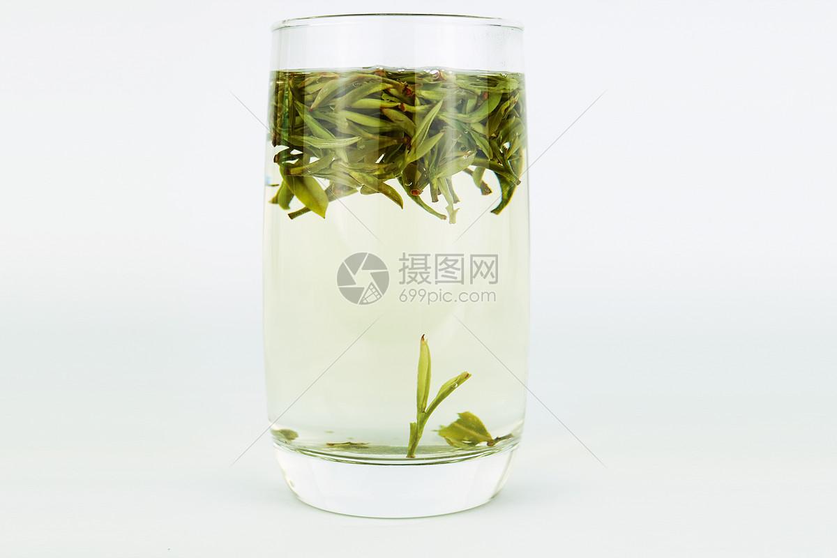 安吉白茶茶饼