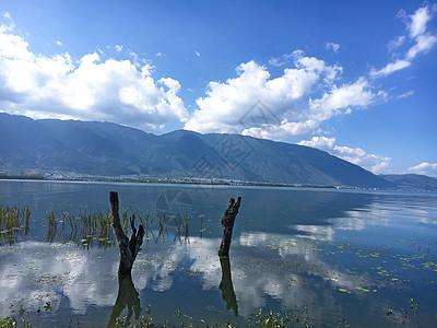 大理洱海风景高清图片
