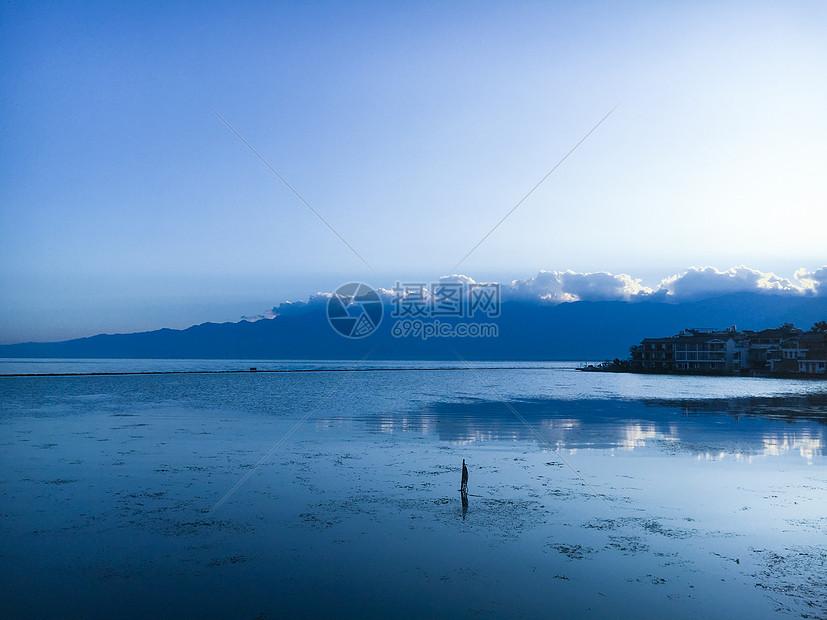 大理洱海风景