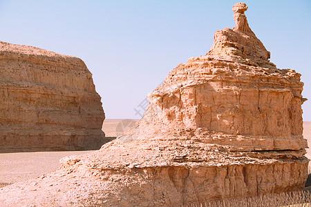 敦煌雅丹地质公园图片