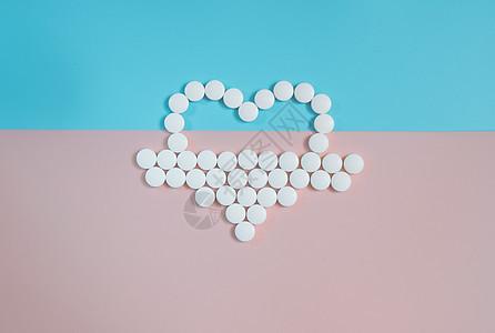 钙片药丸图片