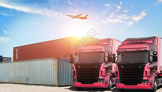交通物流运输图片