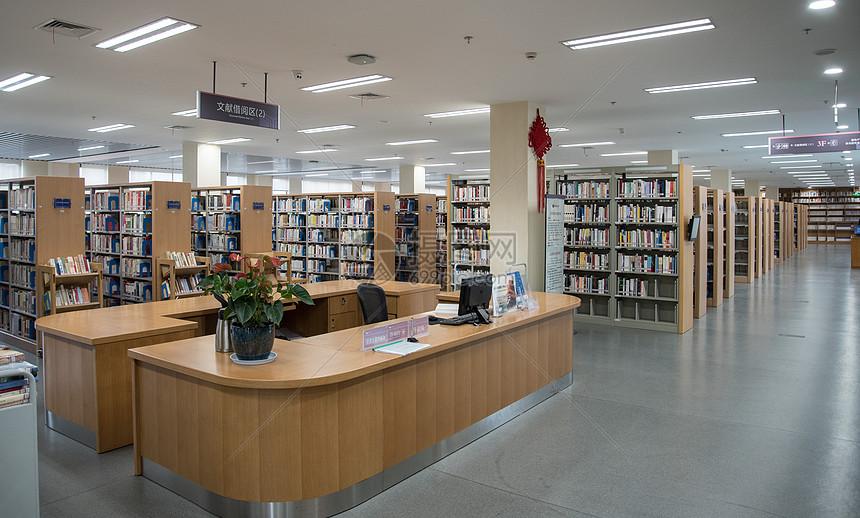 图书馆场景图片素材_免费下载_jpg图片格式_vrf高清