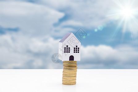房产经济图片