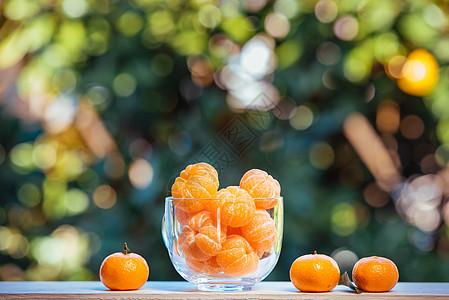 新鲜水果沙糖桔图片