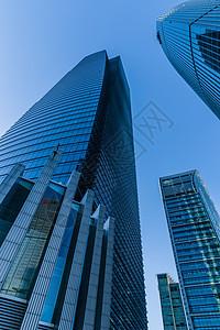 上海浦东高楼大厦图片
