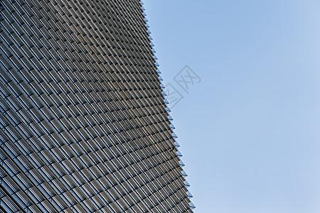 大厦外立面特写图片